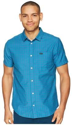 RVCA Delivery Short Sleeve Men's Short Sleeve Pullover