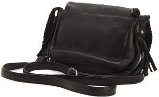 Koko Leather Crossbody