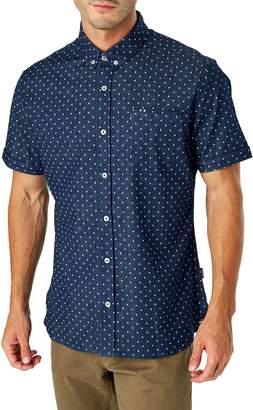 7 Diamonds Liquid Movement Slim Fit Sport Shirt