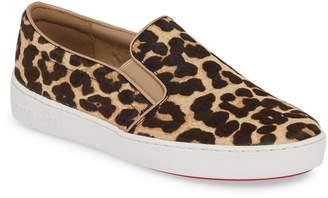 5fd6a620c3dc MICHAEL Michael Kors Keaton Genuine Calf Hair Slip-On Sneaker