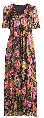 Kobi Halperin Women's Noa Embellished Floral Peasant Dress