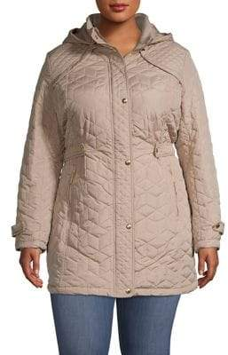 Weatherproof Plus Classic Quilted Jacket