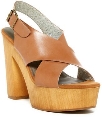 Michael Antonio Tracker Platform Heel Sandal $59 thestylecure.com