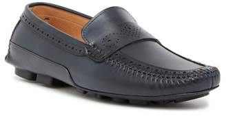 Robert Graham Playa Leather Loafer