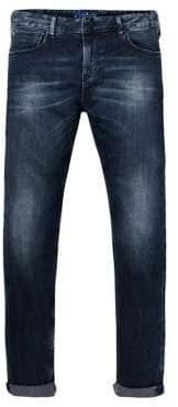 Scotch & Soda Five Pocket Slim Fit Jeans