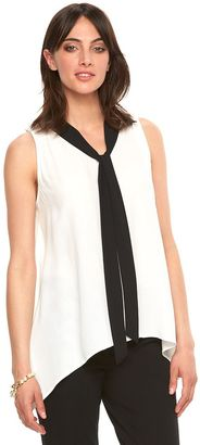 Women's ELLETM Handkerchief Hem Bow Top $36 thestylecure.com