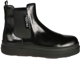 Prada Elasticated Ankle Boots