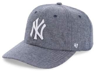 '47 Emery Clean Up NY Yankees Baseball Cap