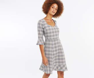 Oasis LONG PRINCE OF WALES DRESS
