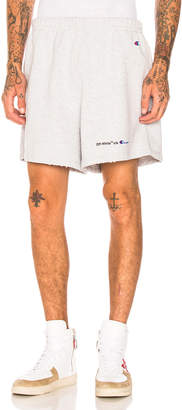 Off-White Champion Shorts