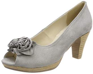 ce280b366e Andrea Conti 0733109, Women's Peep-Toe Open Toe Heels,(36 ...