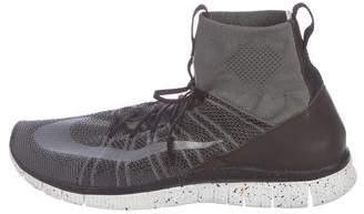 Nike Free Flyknit Mercurial Sneakers