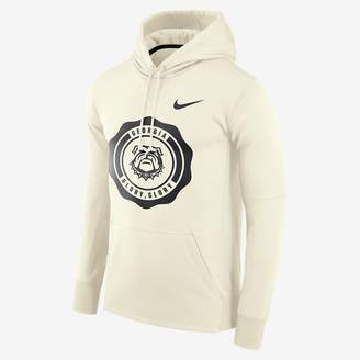 Nike College Therma (Georgia) Men's Pullover Hoodie
