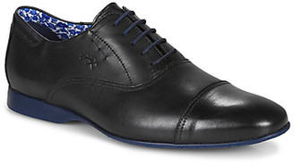 Fluchos VESUBIO men's Casual Shoes in Black