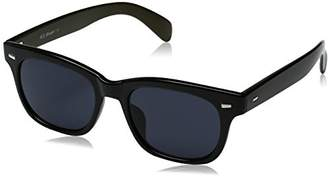A.J. Morgan Milo Rectangular Sunglasses $24 thestylecure.com