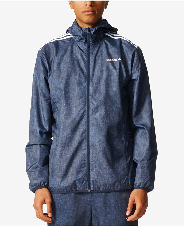 Adidas Windbreaker Jacket - ShopStyle Australia