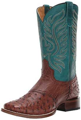 Roper Women's Sami Saddle Vamp Western Boot 5.5 D US