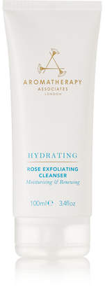 Aromatherapy Associates Rose Exfoliating Cleanser, 100ml - one size