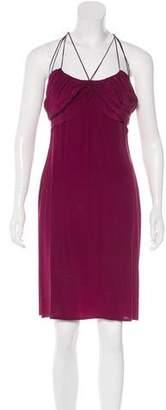 Gucci Silk Knee-Length Dress