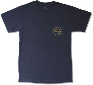 Fruit of the Loom Adult Bombay Bicycle Club Pocket Tour '14 (Sacramento-Houston) T Shirt