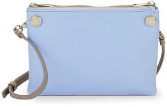 Furla Extra Large Lilli Leather Crossbody Bag