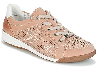 ara ROM women's Shoes (Trainers) in Pink