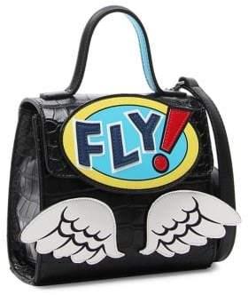 Tua Comic Fly Satchel