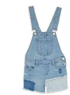 Blank NYC Girl's Down The Shore Dungarees