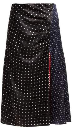 Sportmax Sabrina Skirt - Womens - Black Multi