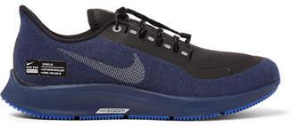 Nike Running Air Zoom Pegasus 35 Shield Water-Repellent Sneakers