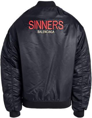 Balenciaga Sinners Blouson