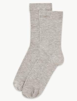 b861b163445 AutographMarks and Spencer 2 Pair Pack with Cashmere Socks
