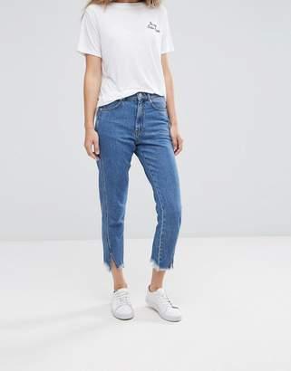 Whistles Split Front Jeans
