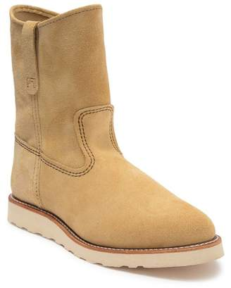 """Red Wing Shoes 9\"""" Pecos Suede Boot"""