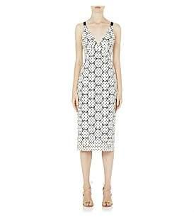 Rebecca Vallance Ciao Bella Deep V Plunge Dress