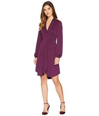 Kensie Modal Jersey Wrap Dress KSNU7083