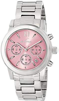 A Line a_line Women's AL-80597-105 Sophi Chic Analog Display Japanese Quartz Silver Watch