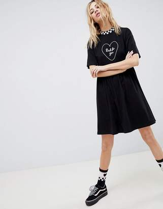 Vans X Lazy Oaf Bad For You Dress