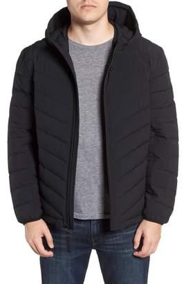 Andrew Marc Delavan Down Hooded Jacket