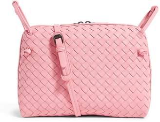 Bottega Veneta Intrecciato Nodini Shoulder Bag