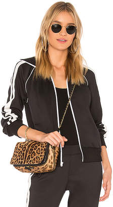 Pam & Gela Stand Collar Track Jacket