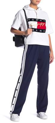 Tommy Jeans Side Snap Button Sweatpants