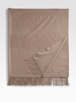 Sofia Cashmere Cashmere Throw
