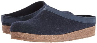 Haflinger GZL Leather Trim Grizzly