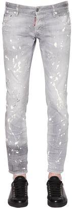 16.5cm Clement Distressed Denim Jeans $660 thestylecure.com