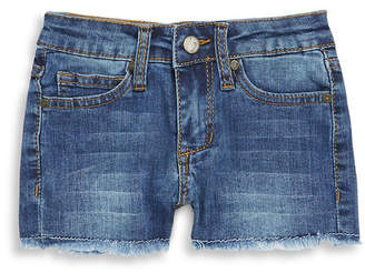 Joe's Jeans Pant Frayed Hem Stretch Denim Short