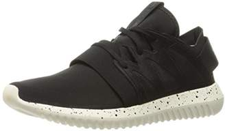 adidas Women's Tubular Viral W Running Shoe Black/Core White