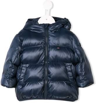 Tommy Hilfiger Junior hooded padded jacket
