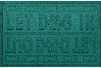 Bungalow Flooring Aqua Shield Let The Dog In/Out Doormat