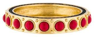 House Of Harlow Stone Bangle